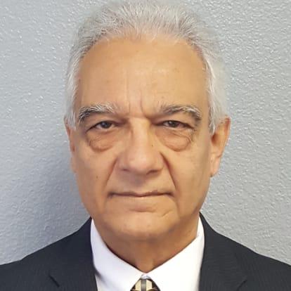 LegacyShield agent Ali Ebadat