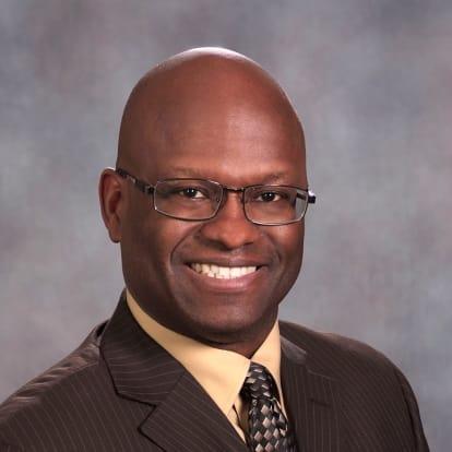 LegacyShield agent Reginald Jackson