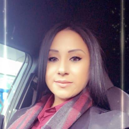 LegacyShield agent Griselda Balderas