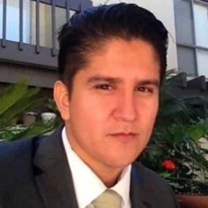 LegacyShield agent Mario Torres Escudero