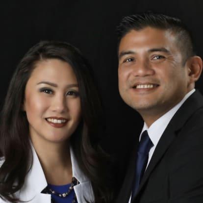 LegacyShield agent Joe & Alma Del Rosario
