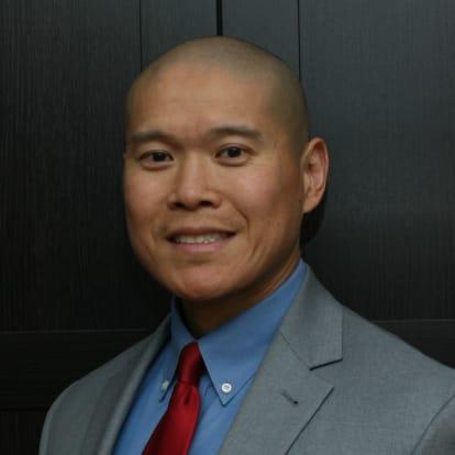 LegacyShield agent Ho-Shun Au-Yeung