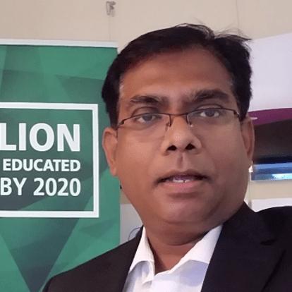 LegacyShield agent Chandra Sivalingam