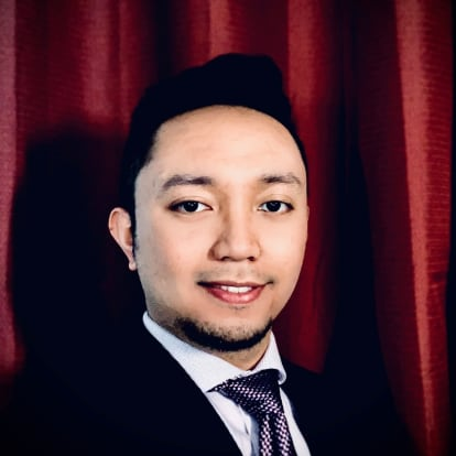 Image of LegacyShield agent Remington Agustin