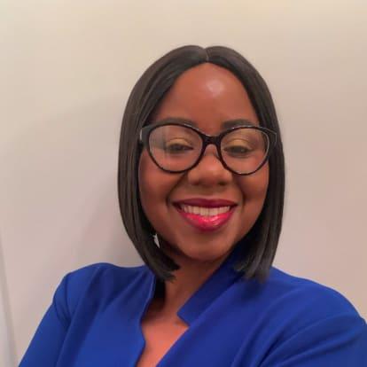 LegacyShield agent Sharifa Walker