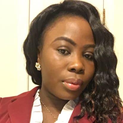 LegacyShield agent Elizabeth Etonam Zanou