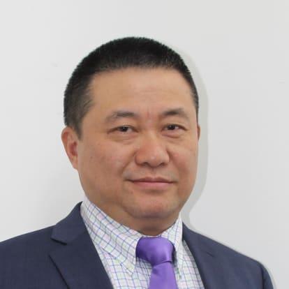 LegacyShield agent Jinyang Ye
