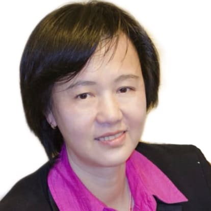 Image of LegacyShield agent Vickie (Qi) Huang