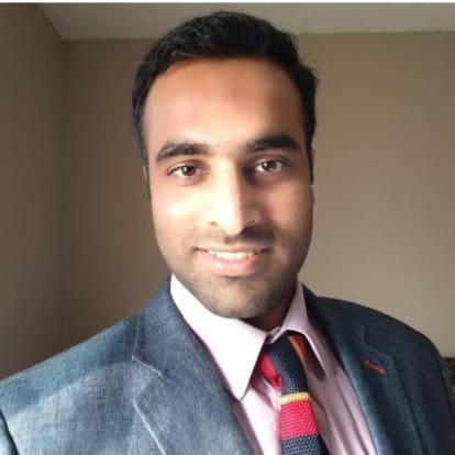 LegacyShield agent Saurabh Sharma