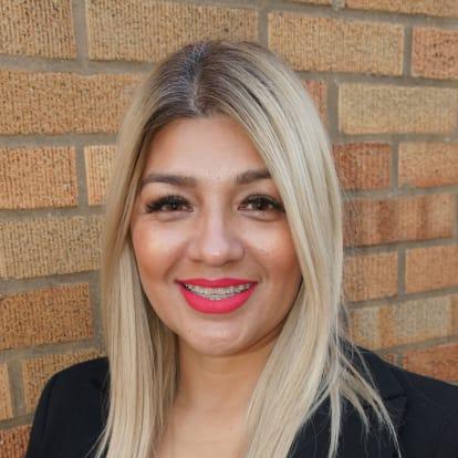 LegacyShield agent Delfina Rodriguez