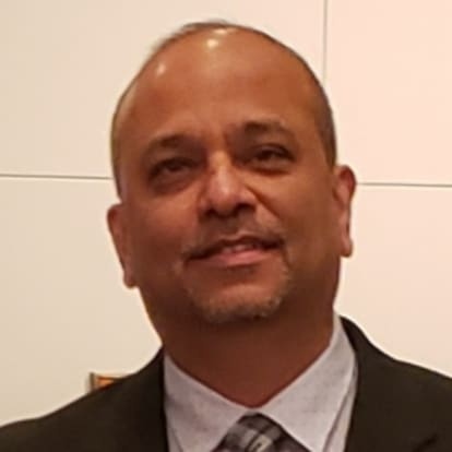 LegacyShield agent Harrish Krpalani