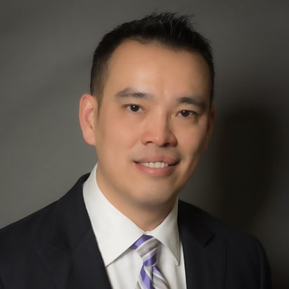 Image of LegacyShield agent Chris Chen