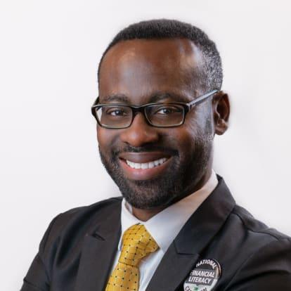 LegacyShield agent Nana Agyeman