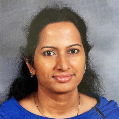LegacyShield agent Satyavani Prekki