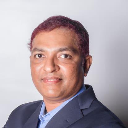 LegacyShield agent Shanmukha Palli
