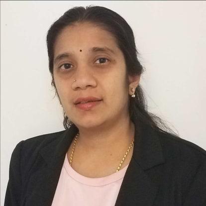 LegacyShield agent Santoshi Pathak