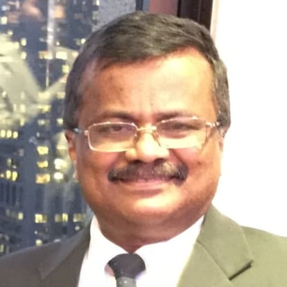LegacyShield agent Bhagavathi Selvam