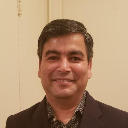 LegacyShield agent Mohammad Easha