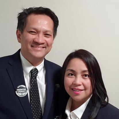 LegacyShield agent Ronald & Gerlie Villapando