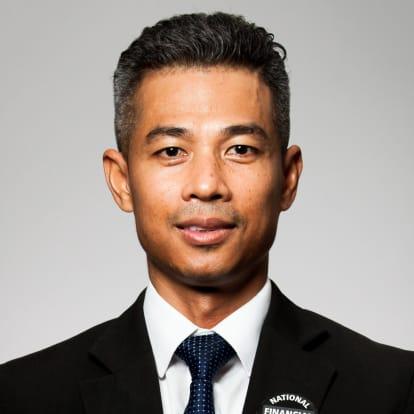 LegacyShield agent Samnang Sith
