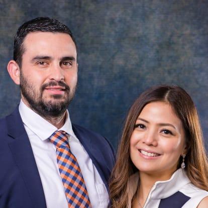 Jo-Anne Aguilar & Juan Aguilar
