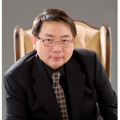 Image of LegacyShield agent Joseph Fang