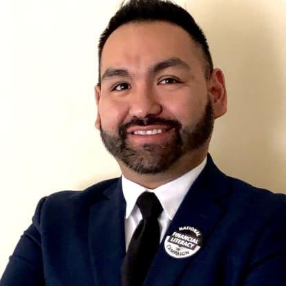 LegacyShield agent Isaias Aviles
