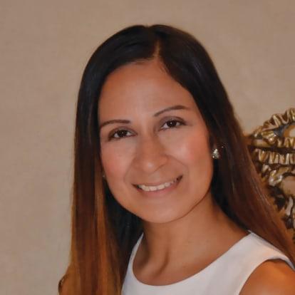 LegacyShield agent Lorena Nunez