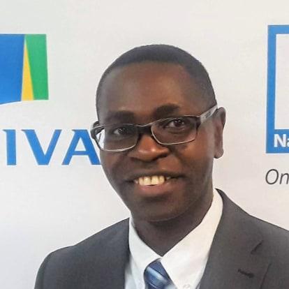 LegacyShield agent Emmanuel Nanje
