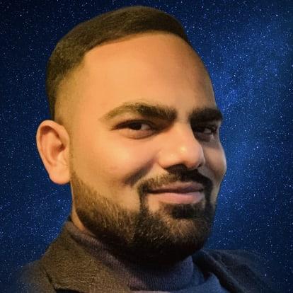 LegacyShield agent Vishal Patel