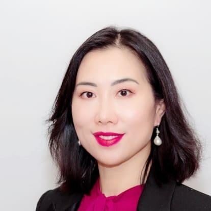 LegacyShield agent Maggie Xiaomin Wu