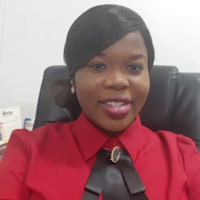 LegacyShield agent Vivian Elifoh