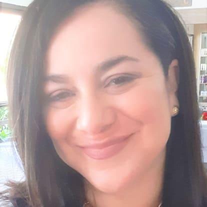 LegacyShield agent Rebeca Villafaña-Montesinos