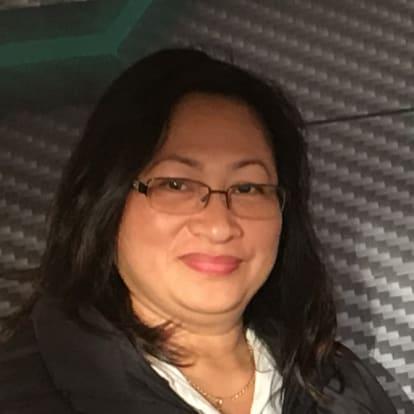 LegacyShield agent Lilia Realin Ragasa