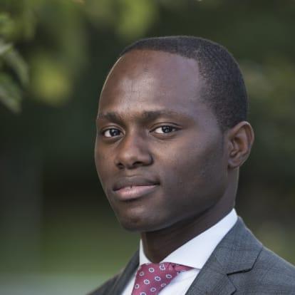 LegacyShield agent Ajibade A. Adebiyi
