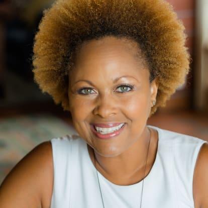 LegacyShield agent Patrina McDonald (Aka Patrina Wisdom)