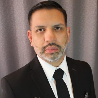 LegacyShield agent Hiram A. Castillo