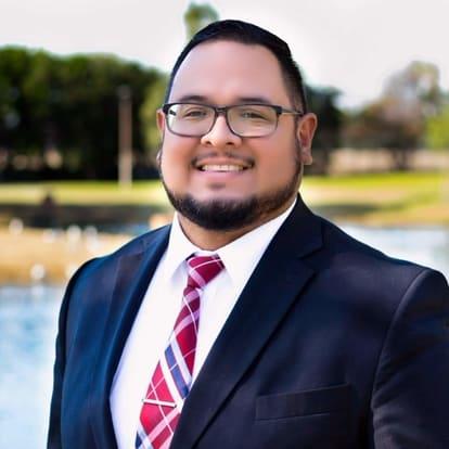 LegacyShield agent Andrew M. Nuñez