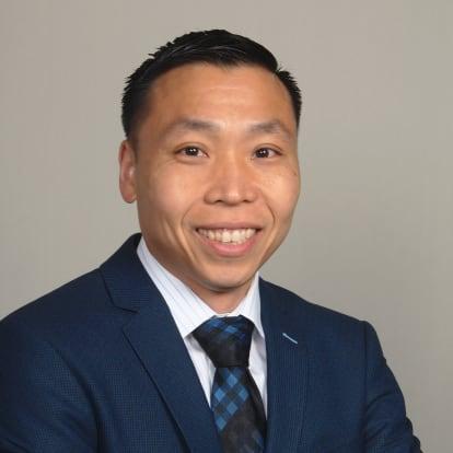 LegacyShield agent David Chung