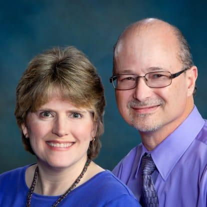 Susanne and Larry Schalles