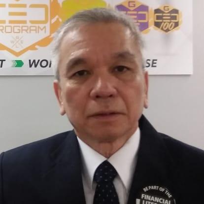 "LegacyShield agent Jun ""Rustico"" Aguilar"