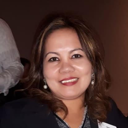 LegacyShield agent Tess G. Viernes