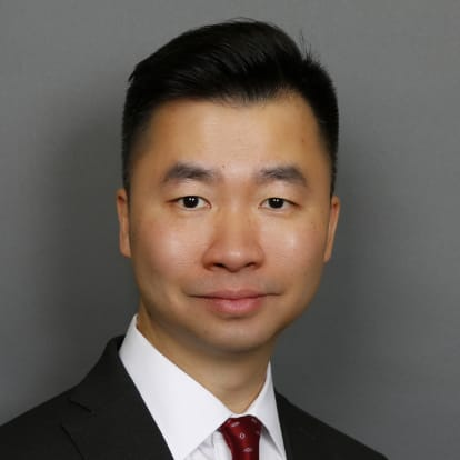 LegacyShield agent Terence Chan