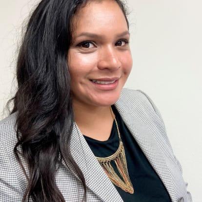 LegacyShield agent Natali Garcia Gonzalez
