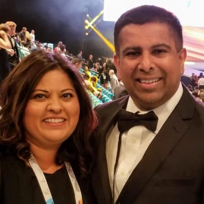 LegacyShield agent Rahim Esmail