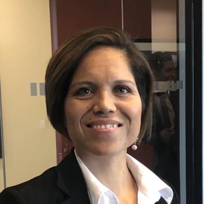 LegacyShield agent Silvia C. Estrada