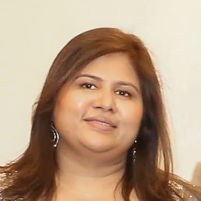 LegacyShield agent Richa Jethwa