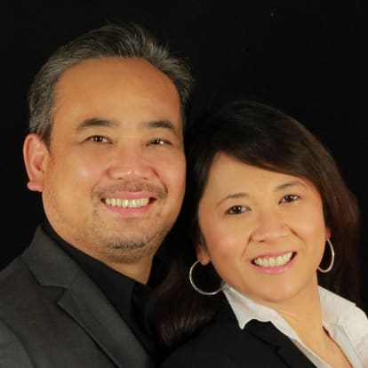 Geoff and Priscilla Villarasa