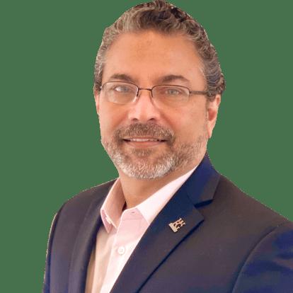 LegacyShield agent Jorge L. Diaz