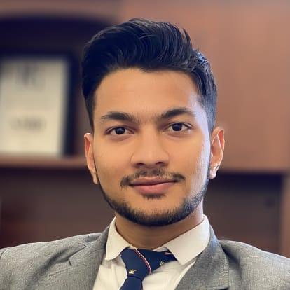 LegacyShield agent Vivekkumar Sabhaya